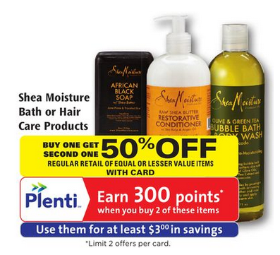 Coupons for shea moisture hair products