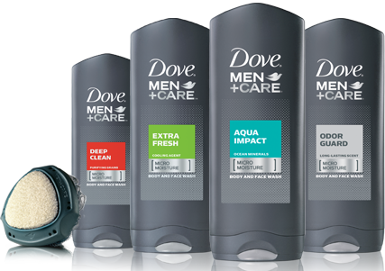 Dove + Mens Care Body Wash $0.99 – ShopRite